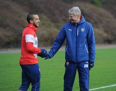 I don't care what anyone else says - I love Arsene and I'm 100% sure the players do too.