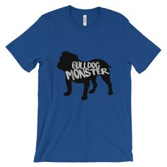 Bulldog Monster - Unisex Tee