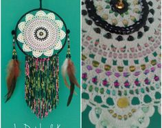 Dream catcher multi color/brillante el cazador de por MyHappyDreams