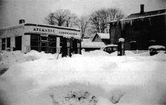Borough of Albion in Winter (1940)