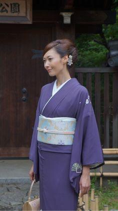 林本レポート   田丸麻紀オフィシャルブログ Powered by Ameba Yukata Kimono, Japan Woman, Mini Paintings, Korean Outfits, Traditional Outfits, Traditional Japanese, Japanese Culture, Hair Styles, Womens Fashion