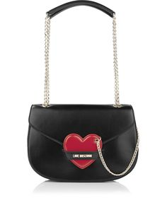 Love Moschino Heart Shoulder Bag