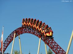 Cobra  Conny-Land #Switzerland #rollercoaster