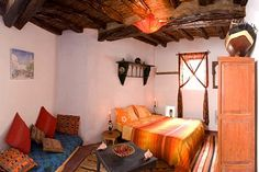 Chambre Beldi - Dar Skala - Essaouira