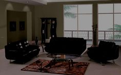 Awesome Living Room Design Ideas Brown Sofa Wallpaper