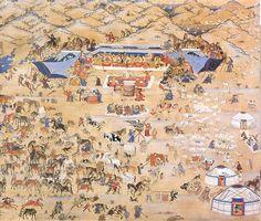 Art of Mongolia, Tsultemin Uranchimeg, Ph.D.