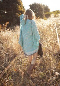 Kimono, very 70's boho chic, wardrobe inspiration