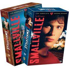 DC Comics Smallville: The Complete Seasons 1&2