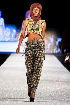 Fashion Week Lagos / LOZA MALEOMBHO