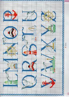Gallery.ru / Фото #185 - alphabets - patrizia61