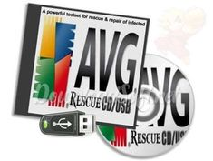 Download AVG Rescue USB 2020 Free for Windows 32/64-bit
