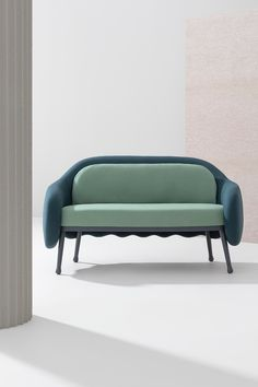 The Frisée + Corolla Seating Collections Bring a New Phase of Design to Billiani