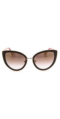 Dita Von Teese Eyewear Sophisticat Sunglasses | SHOPBOP