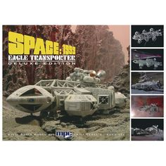 MPC 1/72 Space 1999 Eagle-1 Deluxe Edition