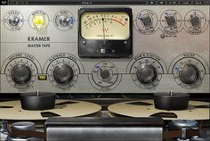 Another plugin that I've been getting a lot out of lately in both mixing and mastering is the Waves Kramer Master Tape.... It's easy to abuse this and over do it, but when dialed in right it really has a nice sweet warmth to it.