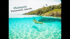 Swimming with turtles & sharks and popping champagne on crystal clear beaches - See why the Perhentian Islands in Malaysia is one of our favorite places in S. Dive Resort, Malaysia Travel, Beach Holiday, Travel Couple, Snorkeling, Southeast Asia, Beautiful Beaches, Laos, Wander