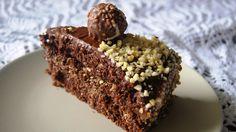 W kuchni Zouuzy: Tort ferrero rocher