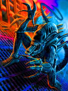 Xenomorphs monster girls pictures sorted