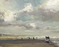 "New Blog Post: http://roosschuring.com/seascape-plein-air-sky-bright-light-and-horse/ Seascape Plein air Sky, Bright Light and Horse Without shade no light, when the clouds move the shades move from far to front. I often get all excited then, and when I'm painting with the Masterclass, they'll hear me say: ""Look, look!!"" It's so important to keep... View More at: http://roosschuring.com #Beachpainting, #Roosschuring, #SeascapePleinair, #SeascapeS"