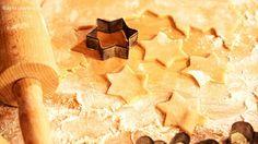 Przepyszne i najprostsze kruche ciasteczka zimowe