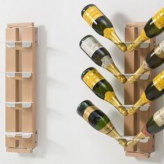 #winery #wineshelf #kitchen #winebar #champagne #naturalwood #madeinitaly #desinginterior #giftideas