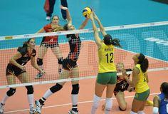 Blog Esportivo do Suíço: Brasil passeia contra a Bélgica e mantém invencibilidade no Grand Prix de vôlei