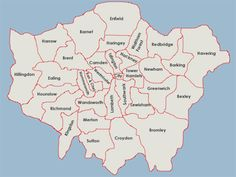 London Borough Guides - Borough Info, House Prices, Crime Figures and more from All In London