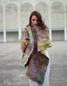 Riesige Übergröße extra chunky Schal. von SeamlessFashion auf Etsy