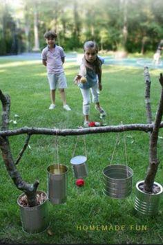 Backyard kid fun