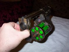 Steampunk Gun Mod - Mad Scientist Version (pic heavy)