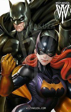 Batman and Batgirl | DC Comics