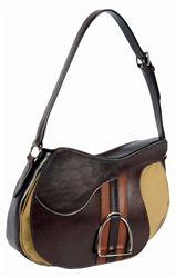 Rebecca Ray Designs Saddle Handbag - neat-o