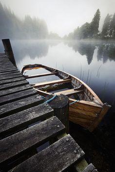 wonderous-world:  The Trossachs, Loch Ard, United Kingdom by David Mould
