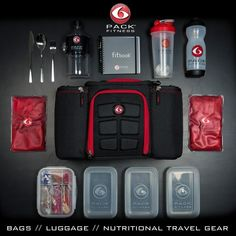 I have wanted a 6 pack bag for two years now - one day I'll have one and I'll be the best meal-prepper EVER!