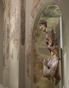 Yo, Juan. Una talla románica recuperada | Museu Nacional d'Art de Catalunya