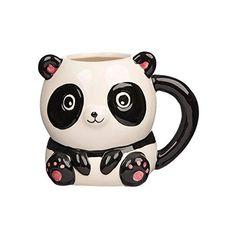 Panda, Cacao, Mugs, Tableware, Amazon, Cuppa Tea, Products, Coffee Mug, Gifts