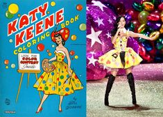 Quand Katy Perry joue les Katy Keene (photos) (1) - Lavenir.net