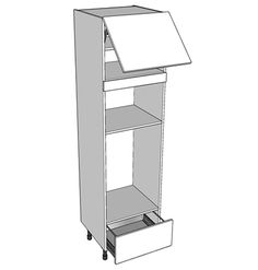 Tall Oven Housing Configurations Kitchen Qin Pinterest