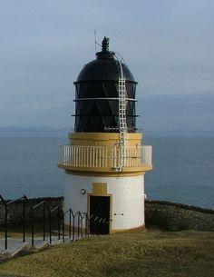 Image detail for -Lighthouses of Scotland: Western Isles - Ushenish