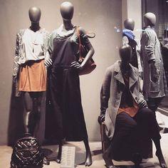 #helmi #store #newarrivals #window_displays #wintercollection #welovetodesign O Design, Window Displays, Winter Collection, Store, Jackets, Fashion, Store Windows, Down Jackets, Moda