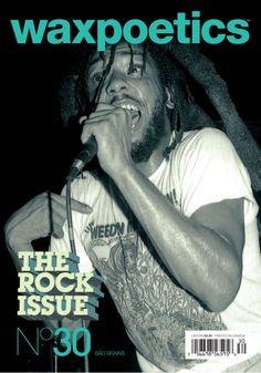 Wax Poetics Magazine: Issue 30A  [2008]