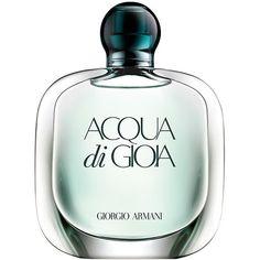 Acqua di Gioia Eau de Parfum Spray ($62) ❤ liked on Polyvore