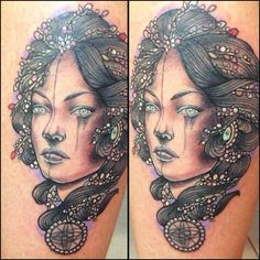follow the colours tattoo friday miss juliet 05 #tattoofriday   Miss Juliet