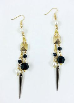 Rockoco Deco Earrings