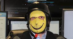 funny ski mask