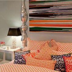 Orange Room Photos