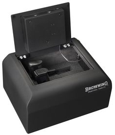 Browning Releases Rugged ProSteel Pistol Vaults