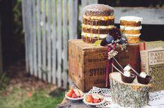 yummy naked cake