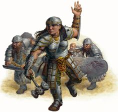 Come my brothers #dwarf #rpg #d&d