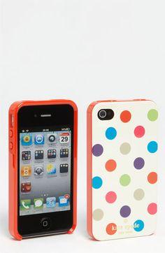 kate spade new york 'la pavillion' iPhone 4 & 4S case